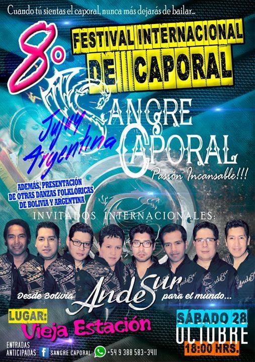 FESTIVAL INTERNACIONAL DEL CAPORAL
