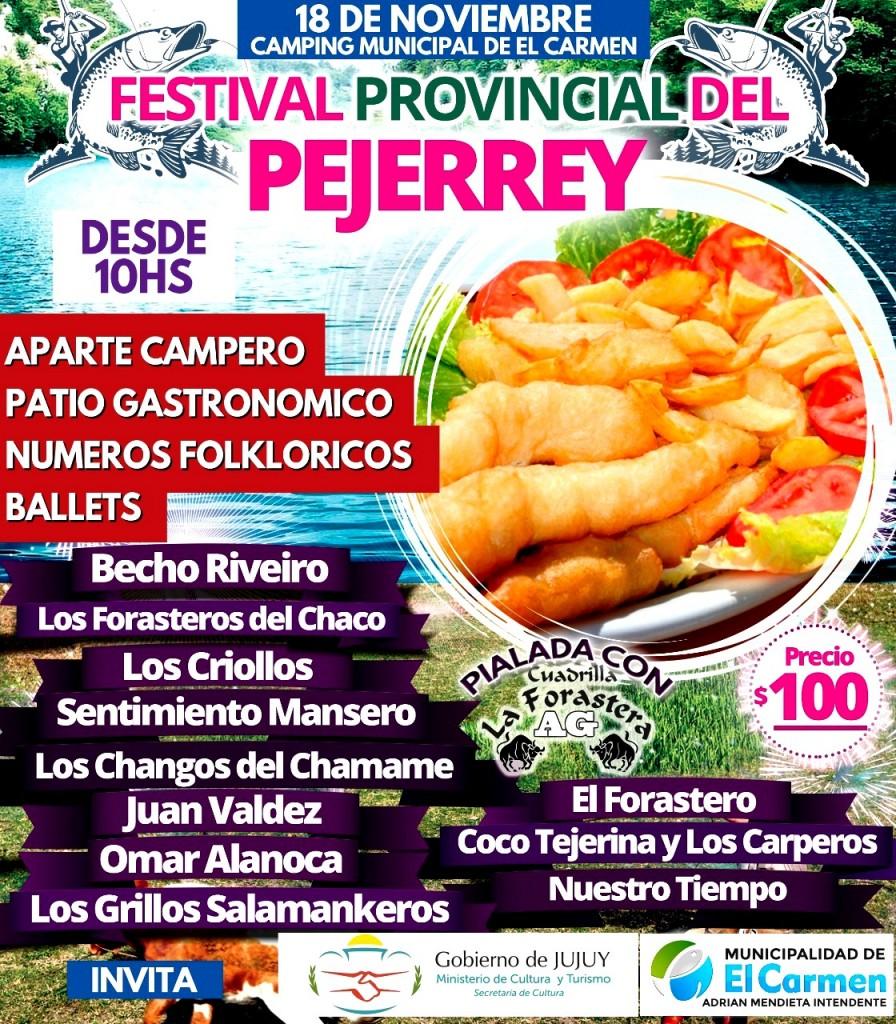 FESTIVAL PROVINCIAL DEL PEJERREY