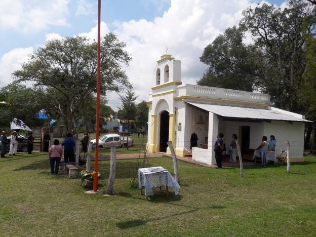 FIESTAS PATRONALES EN EL PARAJE LA CABAÑA