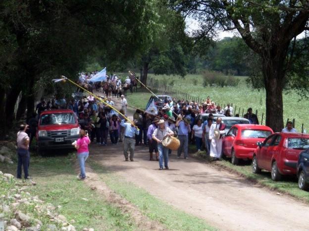 FIESTAS PATRONALES EN EL PARAJE LA CABAÑA17