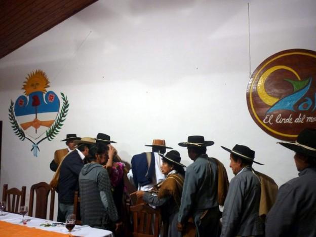 FUERTE APOYO DE AGRUPACIONES GAUCHAS Y TRADICIONALISTAS DE LA JURISDICCIÓN DE YALA AL COMISIONADO MUNICIPAL DE YALA (3)