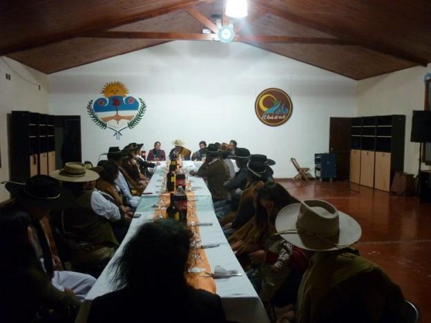 FUERTE APOYO DE AGRUPACIONES GAUCHAS Y TRADICIONALISTAS DE LA JURISDICCIÓN DE YALA AL COMISIONADO MUNICIPAL DE YALA (4)