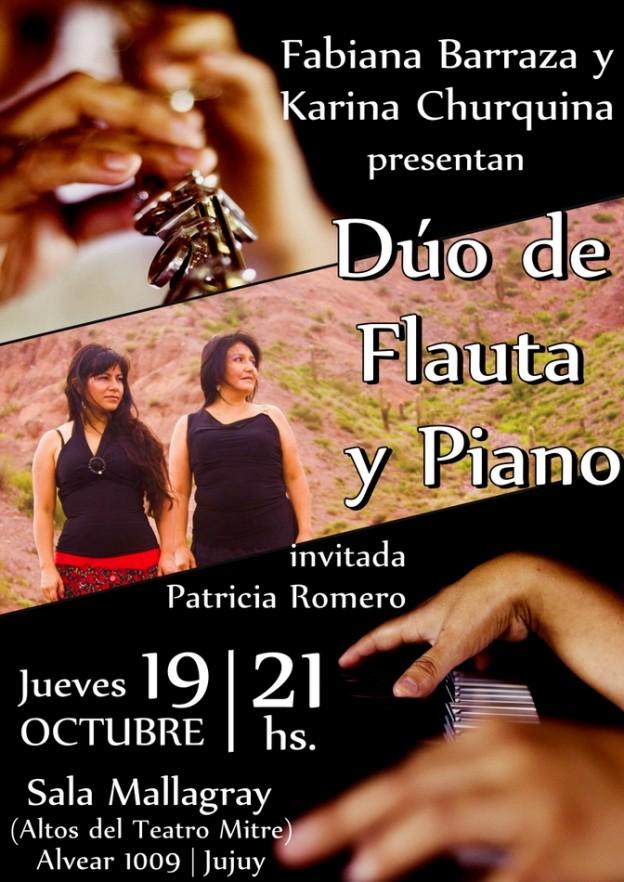 Fabiana Barraza y Karina Churquina