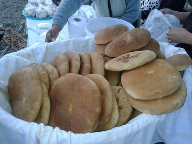 Feria del pan casero