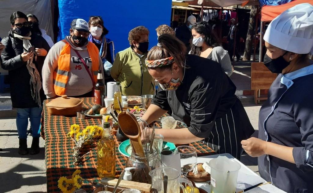 Festival Gastronómico andino (2)