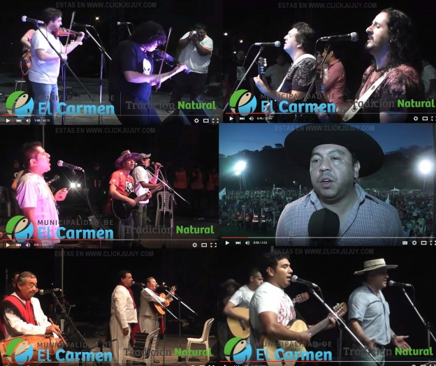 Festival Provincial de los Diques 2015