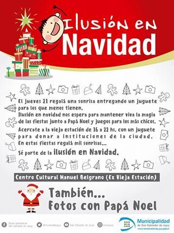 """Festival Solidario """"Ilusión en Navidad"""""""