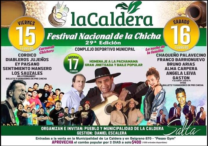 Festival de la Chicha en la Caldera (1)