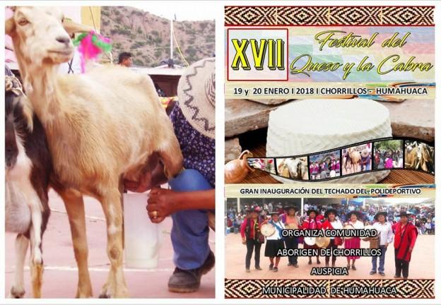 Festival del queso y la cabra – chorrillos