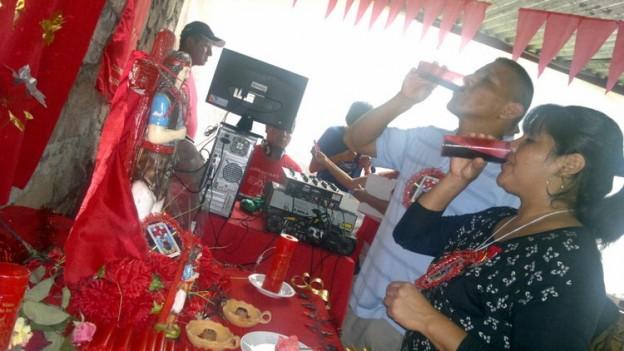Fiesta del Gauchito Gil en Termas de Reyes (8)