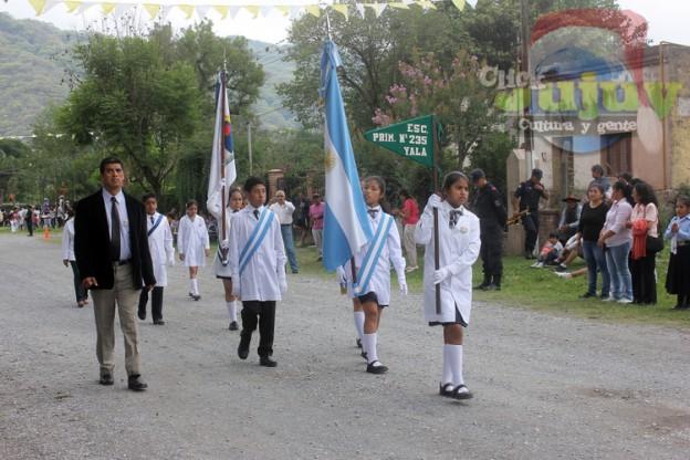 Fiestas Patronales en Yala 2