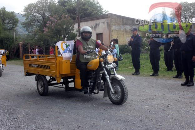 Fiestas Patronales en Yala 5