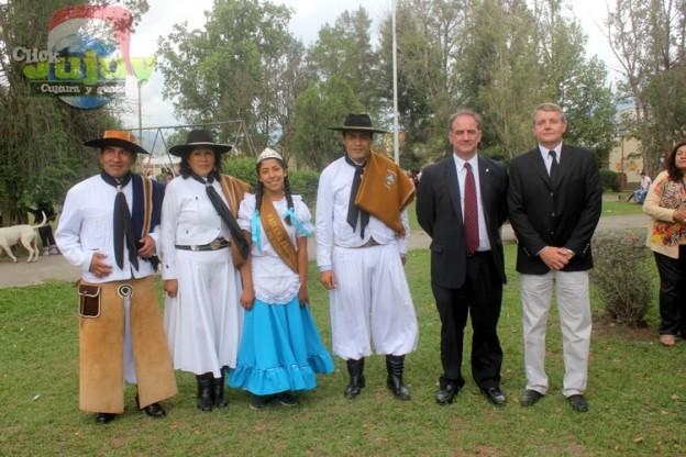Fiestas Patronales en Yala 7