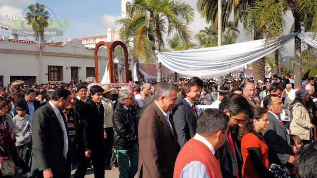 Fiestas Patronales en el Carmen