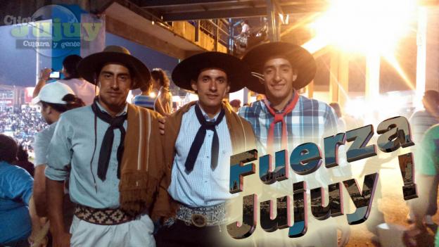 Fuerza Jujuy !