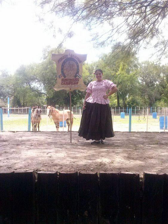 Guadalupe Luna – paisana Santiago del Estero (3)