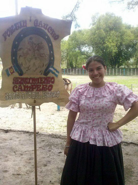 Guadalupe Luna – paisana Santiago del Estero (4)