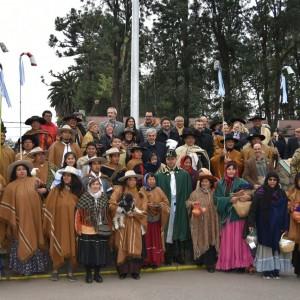HAQUIM ACOMPAÑÓ AL EJERCITO JUJUY EN LA PRESENTACIÓN DE LA EVOCACIÓN DE LAS GLORIAS JUJEÑAS DE LA INDEPENDENCIA (8)