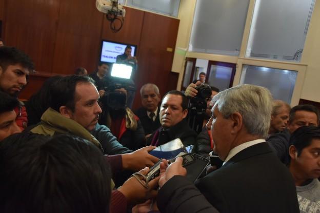 HAQUIM PONDERÓ EL TRABAJO DE LOS PERIODISTAS DE JUJUY (2)