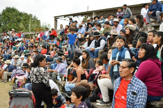 HISTORICO REGRESO DE LA JINETEADA AL CENTRO GAUCHO CORONEL ARENAS (2)