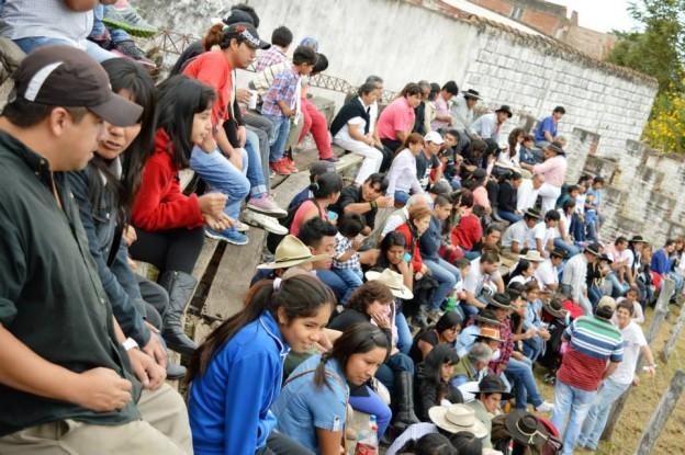 HISTORICO REGRESO DE LA JINETEADA AL CENTRO GAUCHO CORONEL ARENAS (3)