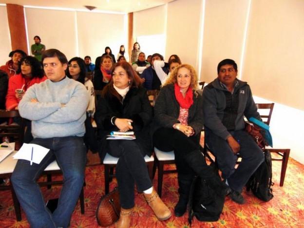 Participación en el Consejo Provincial de Cultura