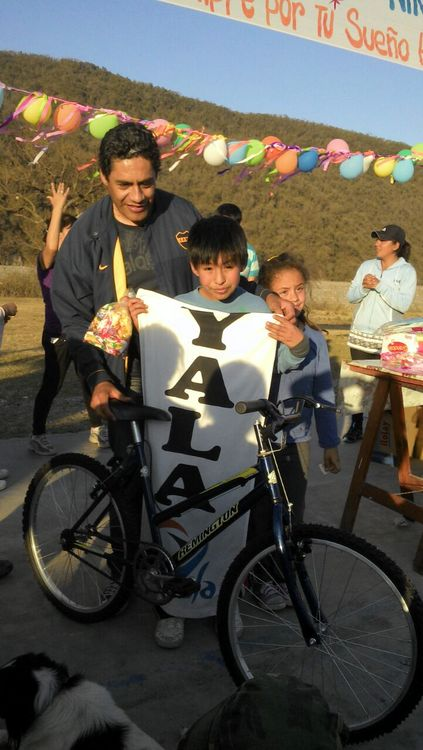 Niños celebraron su día en la jurisdicción de Yala