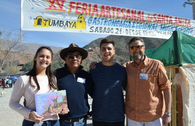 INICIO DE LA TEMPORADA TURISTICA EN TUMBAYA (3)