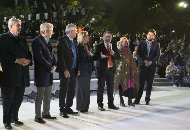 Inauguración Anfiteatro Las Lavanderas (1)