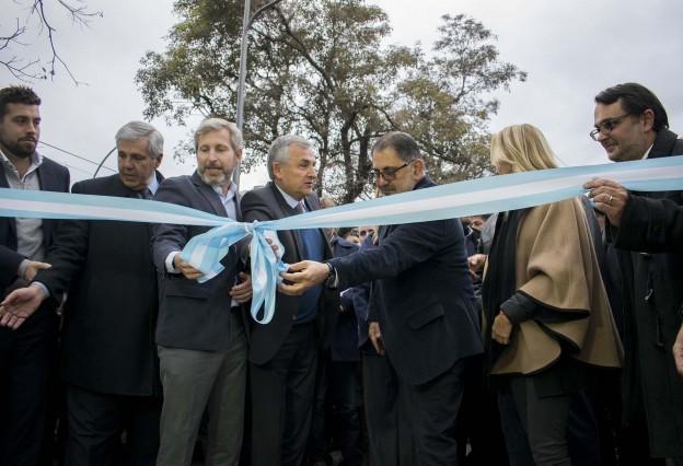 Inauguración Parque Xibi Xibi