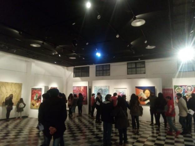 Inauguración-de-obras-seleccionadas-del-salón-provincial-de-Ledesma-de-jóvenes-artistas-1-1024×768