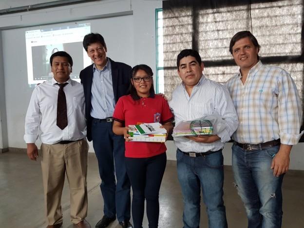 JUJEÑA BOOKTUBER GANADORA DEL CONCURSO #TeInvitoALeer