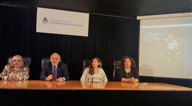 JUJUY PRESENTÓ EN BUENOS AIRES SU OFERTA TURÍSTICA DE SEMANA SANTA