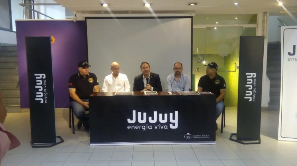 JUJUY RECIBE LOS 800 KM DE MOTOCICLISMO (1)