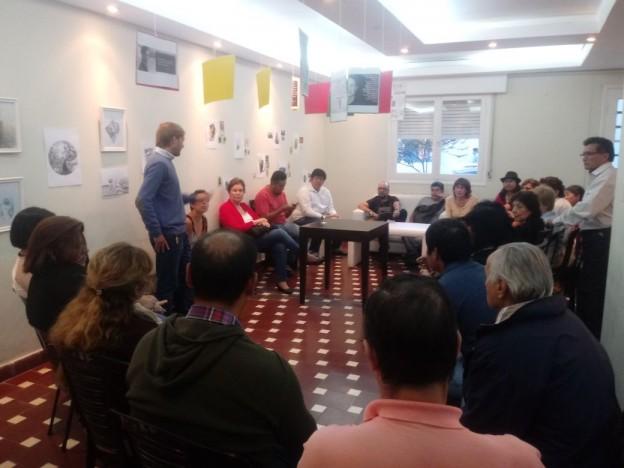 JUJUY SELECCIONÓ ESCRITORES PARA LA FERIA INTERNACIONAL DEL LIBRO