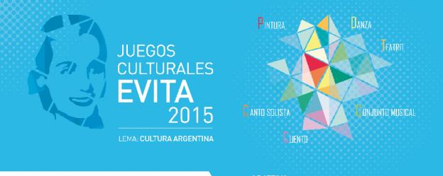 Juegos culturales evita 2015