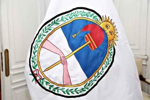 La Bandera Nacional de la Libertad Civil