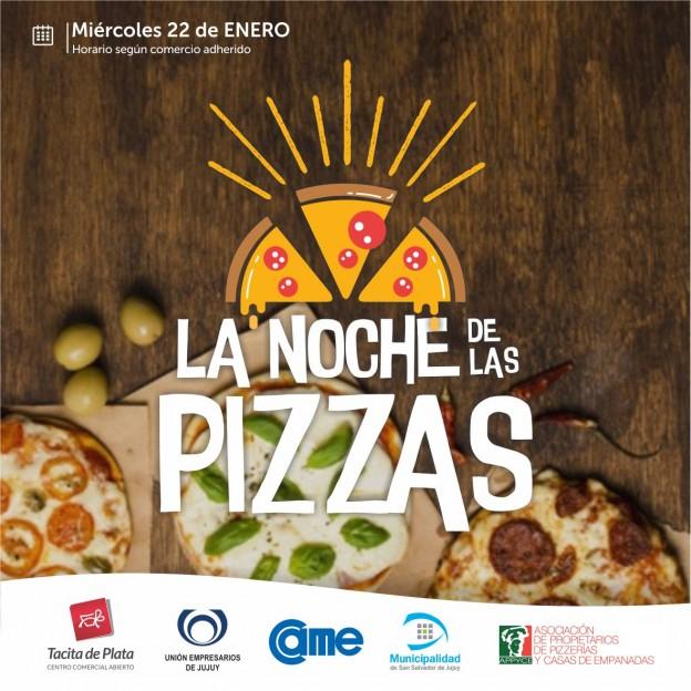 La Noche de las Pizzas (1)