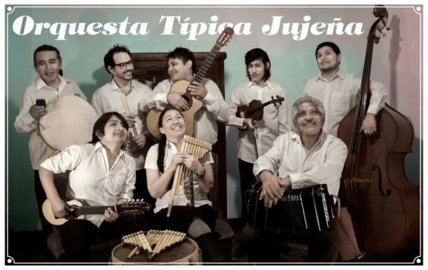 La Orquesta Típica Jujeña