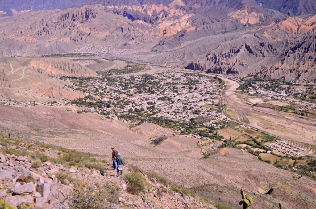 La cima del Cerro Negro-tilcara (2)