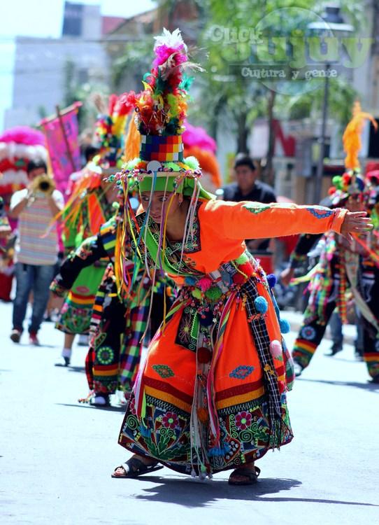 Lanzamiento del Carnaval de San Pedro 2015