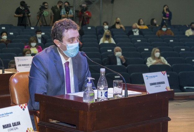 Leandro Giubergia