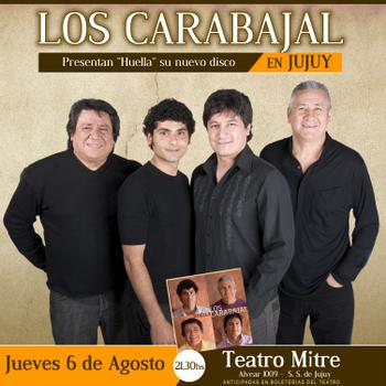 Los Carabajal en Jujuy