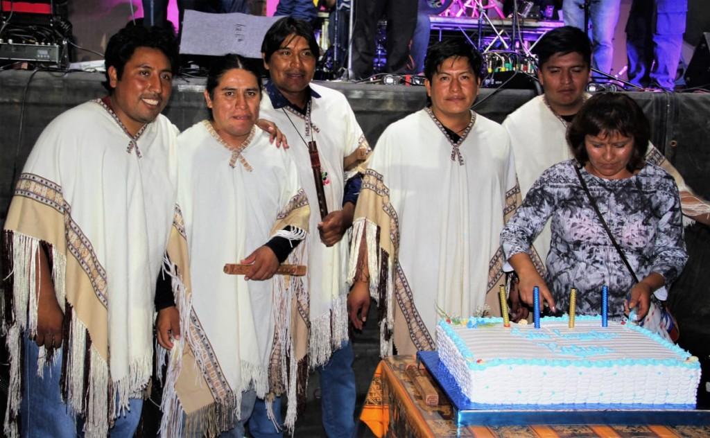 Los Pachas celebraron sus 10 años de trayectoria (1)