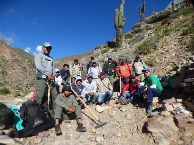 MANTENIMIENTO EN EL CAMINO HACIA EL ABRA DE PUNTA CORRAL (2)
