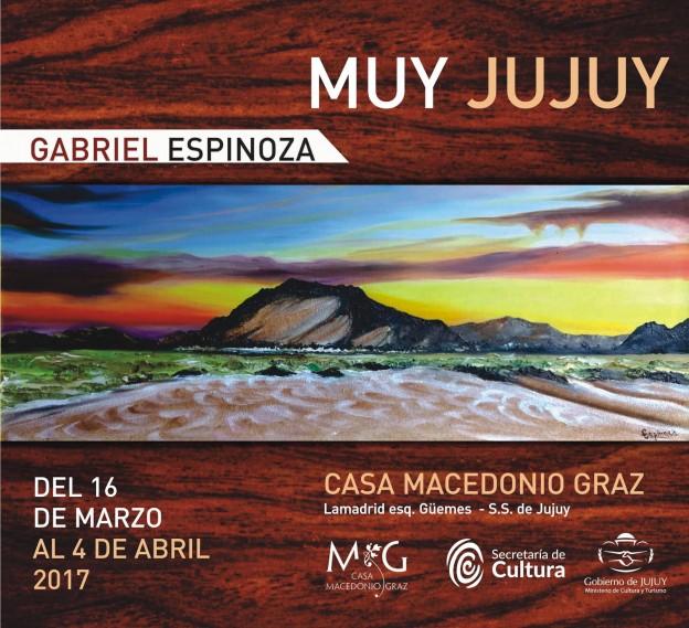 MUESTRA MUY JUJUY_Gabriel Espinoza 2017