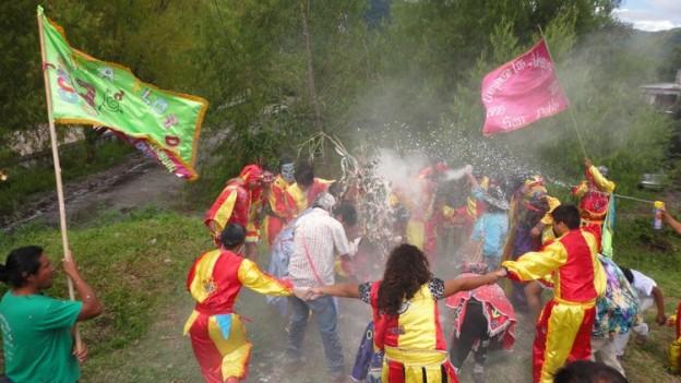 Martes de Carnaval en Yala