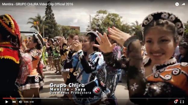 Mentira – Grupo Chijra 2016 -