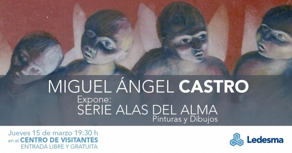 Miguel Castro CVL - Invitación