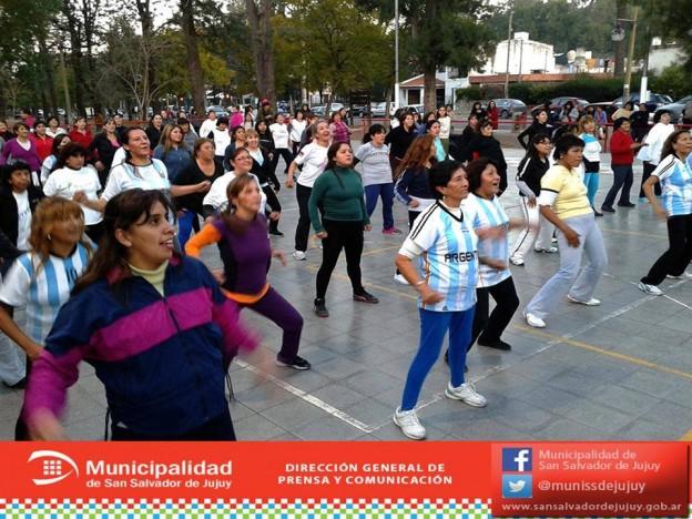 Movete Solidario por Tilcara